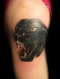 черная пантера наколка что означает тату пантер 185 лучших фото