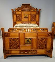 Maple Bedroom Furniture Filebedroom Suite Bedstead View 2 By Mitchell Rammelsberg