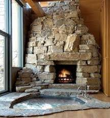 indoor stone fireplace. classy idea indoor stone fireplace 13 best 140 fireplaces images on pinterest home decor r