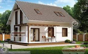 budget of this house is 22 lakhs traditional home plans