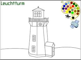 Small Picture Lighthouse Coloring Pages For Kids Lighthouse Coloring Pages
