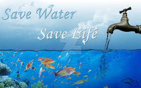 save water save life by ramezdesigner on  save water save life by ramezdesigner