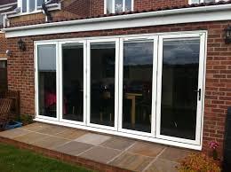 conservatec aluminium bi folding doors aluminium patio aluminium frames slide and fold folding doors based in hull east yorkshire