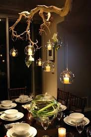 cheap rustic lighting. 2. Sculpt Your Light With A Tree Branch Cheap Rustic Lighting