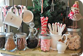 Image result for hot cocoa bar
