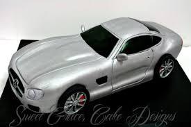 3d Car Cakes Nj Mercedes Custom Cakes Sweet Grace Cake