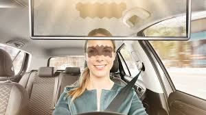The 95-Year-Old <b>Car Sun Visor</b> Has Just Been Completely Reinvented