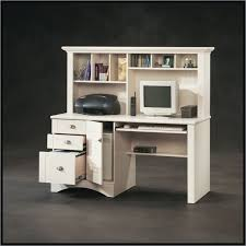 sauder harbor view computer desk with hutch antiqued white 158034 with regard to new home sauder harbor view computer desk with hutch antiqued white decor