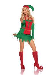 Superb Sexy Elegant Moments Green Red Christmas Santau0027s Lil Little Holiday Helper Elf  Costume