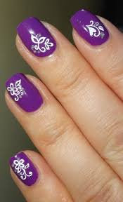 Wendy's Delights: Flower & Heart Adhesive Nail Stickers from Nail ...