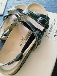 frequently bought together tatami birkenstock 3 1 phillip lim black patent leather