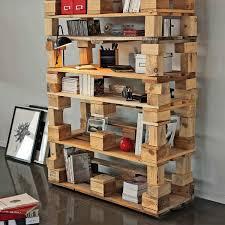 creative diy furniture ideas. Modren Furniture DIY Pallet Bookshelf Ideas Creative Furniture Wood  And Diy E