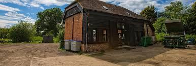 office barn. Rural Office Barn At Pond Farm