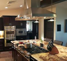 kitchen island with stove interior design range hood exhaust fan kitchen chimney hood kitchen island hood