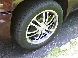 Tire Size for 2004 Gmc Envoy | Wheels - Tires Gallery | Pinterest