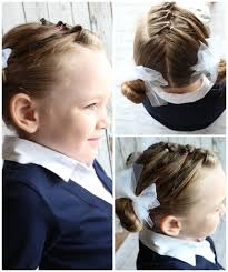 Quick Hairstyles For Short Hair 26 Stunning Easy Hairstyles For Little Girls 24 Ideas In 24 Minutes Or Less