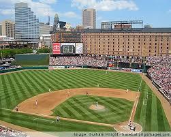 Orioles Camden Yards Spring 2011 Vs Yankees Family