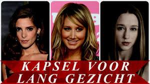 Kapsels Voor Smal Gezicht Vrouw Kapsel Lang Youtube Tricetirisadme