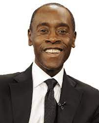 Download free Don Cheadle PNG icons