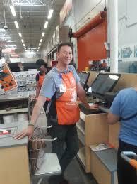 Joseph Hard Working Cashier At Thd0571 Lumpkin Tweet Added