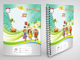 School Diary Design Traditional Personable School Stationery Design For Pp