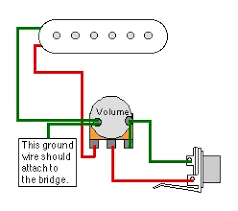 wiring diagram for one pickup guitar wiring image wiring diagram 1 volume 2 tone images on wiring diagram for one pickup guitar