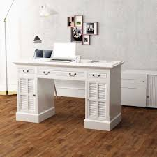 home office study furniture. Image Is Loading VidaXL-Double-Pedestal-Computer-Desk-Table-Home-Office- Home Office Study Furniture F