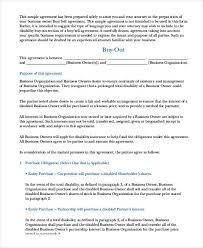 Partnership Interest Purchase Agreement Template Partnership Buyout ...