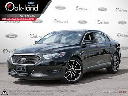 2017 ford taurus sho navigation awd low kms oakville 33 500 autotrader ca