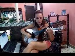 Aimee campos estudiando tres cubano en su casa De Santiago de cuba - YouTube