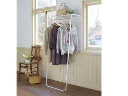 Room And Board Coat Rack Yamazaki Home Leaning Coat Rack With Shelf Yamazaki Home 78
