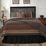 Amazon.com: Rustic - Quilts / Quilts & Sets: Home & Kitchen & Beckham King Quilt 105x95