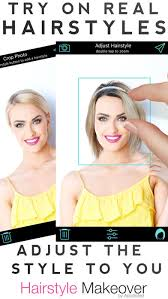 Hairstyle Simulator App hairstyle makeover on the app store 8998 by stevesalt.us