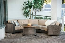 round couch outdoor furniture home design glamorous round sectional outdoor furniture curved curved wicker patio furniture