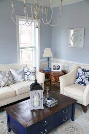 blue living room navy coffee table 2