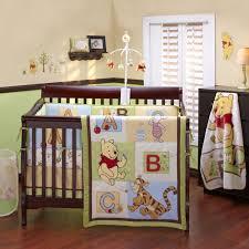 winnie the pooh nursery bedding for room