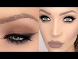 90s cat eye liquid lipstick makeup tutorial good for hooded eyes stephanie lange you