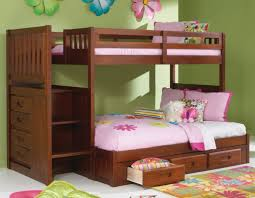 cool kids beds. Bedroom Design: Appealing Girls Twin Beds And Kids Bed With Bedside Cabinet Underbed Cool