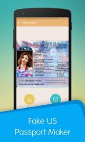 Passport Id Maker For Android Apk Fake Download - Us