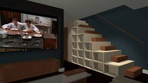 stair bookcase furniture. Magnificent Stair Bookcase Design Ideas Furniture O