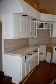Concrete Countertop Over Laminate Remodelaholic Quick Install Of Concrete Countertops Kitchen