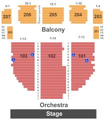 Saint Rocke Seating Chart