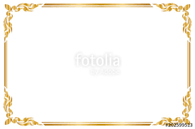 Decorative Frame And Border For Design Of Greeting Card Wedding With