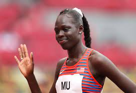 Tokyo Olympics: N.J. teen Athing Mu ...