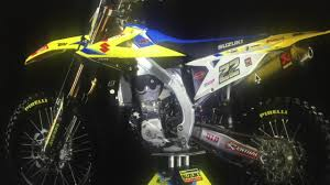 2018 suzuki 250f.  250f the all new 2018 rmz450ws throughout suzuki 250f
