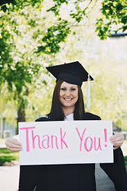 Graduation Thank You Cards D W Johnson Studio Photographed By