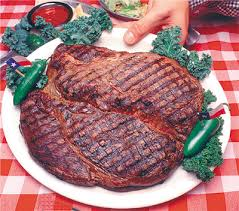 Image result for Huge steak