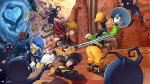 Kingdom Hearts 3 - Wallpaperboat