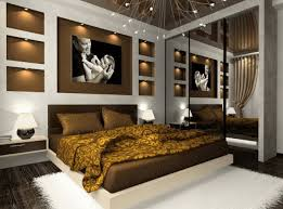 Marvelous Black And Gold Bedroom Ideas
