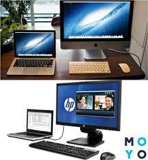Как использовать ноутбук как <b>монитор</b> – 3 варианта подключения